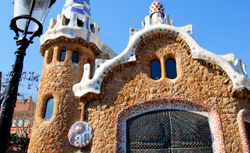 Barcelona Gaudi Walking Tour cruise excursion