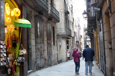 Barcelona Gothic Quarter Walking Tour cruise excursion