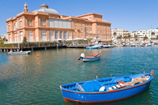 Bari Private Tour cruise excursion