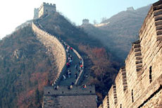 Beijing Huangyaguan Great Wall