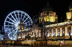 Belfast City Tour cruise excursion
