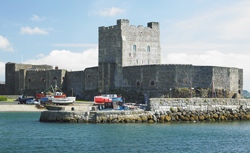 Belfast Mighty Carrickfergus Castle