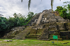 Belize City Xunantunich