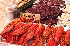 Bergen Fish Market (Fiske Torget)