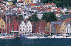Bergen Bergen by Land and Sea