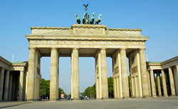 Berlin Brandenburg Gate Walking Tour
