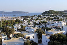 Bodrum City Tour cruise excursion