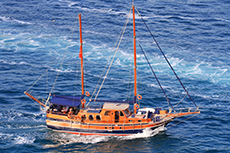 Bodrum Gulet Cruise cruise excursion