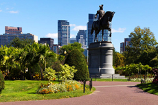 Boston City Tour cruise excursion