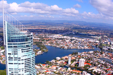 Brisbane SkyPoint cruise excursion