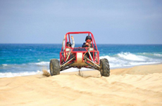 Cabo San Lucas All-Terrain Buggy Tour