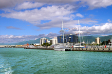 Cairns City Tour cruise excursion