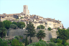 Cannes St. Paul de Vence Walking Tour