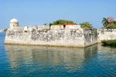 Cartagena (Colombia) Las Murallas Walking Tour cruise excursion