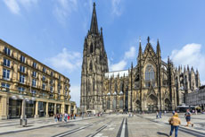 Cologne Walking Tour
