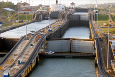 Colon (Cristobal) Gatun Locks
