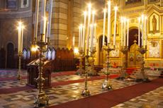 Corfu St. Spyridon Church cruise excursion
