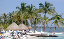 Costa Maya Beach Break Cruise Excursion