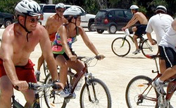 Costa Maya Bicycling