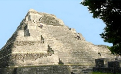 Costa Maya Chacchoben Mayan Ruins cruise excursion