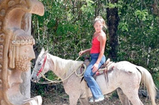Cozumel Horseback Riding cruise excursion