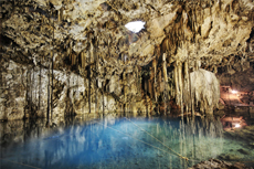 Cozumel Cave Tour cruise excursion