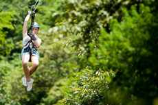 Cozumel Zip-lining cruise excursion