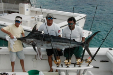 Cozumel Deep Sea Fishing cruise excursion
