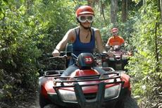 Cozumel ATV Adventure cruise excursion