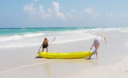 Curacao Kayaking