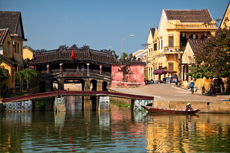 Da Nang Hoi An Walking Tour cruise excursion