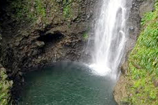 Dominica Middleham Falls cruise excursion