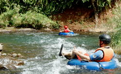 Dominica River Float cruise excursion