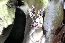 Dominica Canyoning