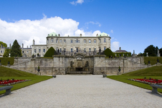 Dublin Powerscourt Gardens cruise excursion