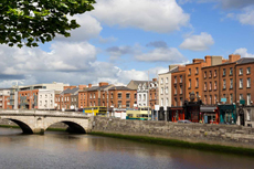 Dublin City Tour cruise excursion