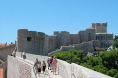 Dubrovnik Walking the Walls cruise excursion