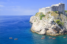 Dubrovnik Sea Kayaking cruise excursion
