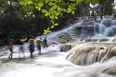 Falmouth Dunn's River Falls