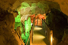 Falmouth Green Grotto Caves