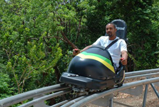 Falmouth Jamaica Bobsled Experience