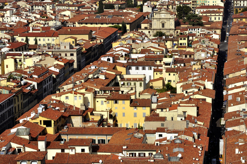 Florence (Livorno) City Tour