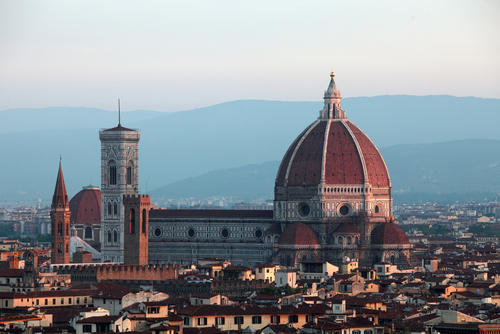 Florence (Livorno) Firenze Walking Tour