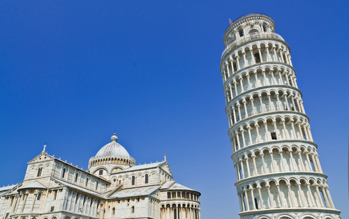 Florence (Livorno) Leaning Tower of Pisa