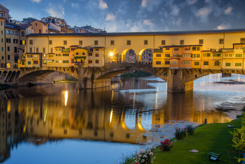 Florence (Livorno) Ponte Vecchio cruise excursion