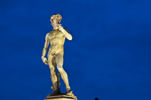 Florence (Livorno) Statue of David cruise excursion