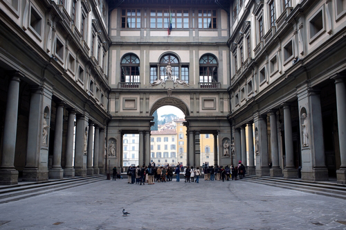 Florence (Livorno) Uffizi Museum cruise excursion