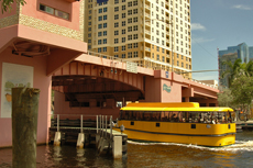 Fort Lauderdale (Port Everglades) Water Taxi cruise excursion