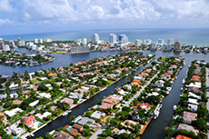 Fort Lauderdale (Port Everglades) City Tour
