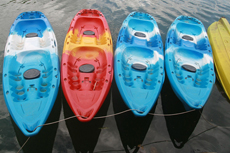 Freeport Kayaking cruise excursion